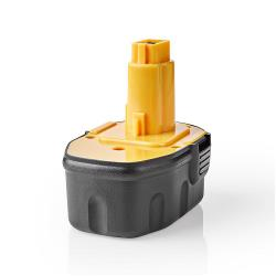 Nedis P3AH3DW14V401 Powertool-Accu | NiMH | 14,4 V | 3,3 Ah | 47,52 Wh | Vervanging voor Dewalt