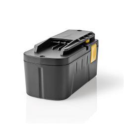 Nedis P3AH3FE12V01 Powertool-Accu | NiMH | 12 V | 3,3 Ah | 39,6 Wh | Vervanging voor Festool