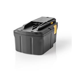 Nedis P3AH3FE15V601 Powertool-Accu | NiMH | 15,6 V | 3,3 Ah | 51,48 Wh | Vervanging voor Festool