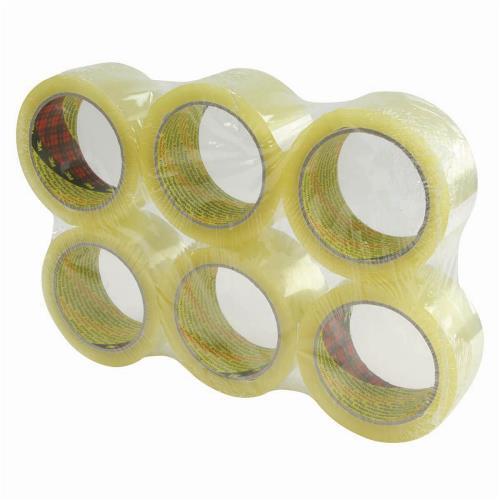 3M x 3M Tape 48 mm Transparent