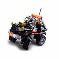 Sluban M38-B0663D Building Blocks Carclub Series Offroad Car