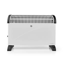 Nedis HTCO10FWT Convection Heater | Thermostat | 3 Settings | 2000 W | White