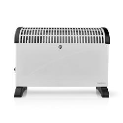 Nedis HTCO20FWT Convection Heater | Thermostat | Fan Function | 3 Settings | 2000 W | White