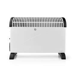 Nedis HTCO30FWT Convection Heater | Thermostat | Fan Function | Timer Function | 3 Settings | 2000 W | White