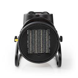 Nedis HTIF20FYW Industrial Ceramic Fan Heater | Thermostat | 3 Settings 2000 W | Yellow