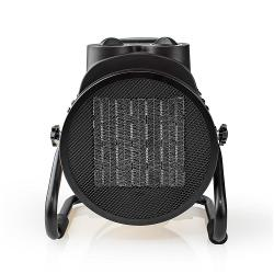 Nedis HTIF30FYW Industrial Ceramic Fan Heater | Thermostat | 3 Settings | 3000 W | Yellow