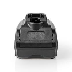 Nedis PTCM004FBK Powertool-Lader | Batterij-Uitgang 10,8 V | Hitachi