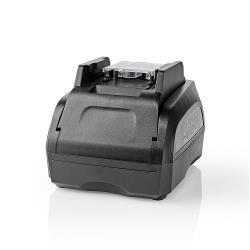 Nedis PTCM010FBK Powertool-Lader | Batterij-Uitgang 18 V | Makita, Maktec