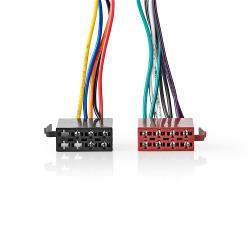 Nedis ISOCFORDVA ISO-Adapterkabel | Ford | 0,15 m