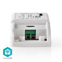 Nedis WIFIPS10WT WiFi Smart switch | Circuit breaker | Inline | 6A