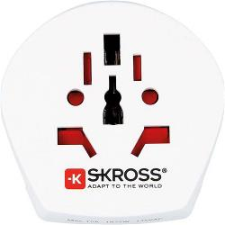Skross 1.500221 SKross Travel Adapter World-to-USA Earthed