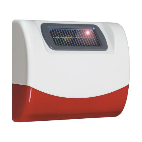 Elro Solar Buitensirene AG40SRB voor ELRO Thuis Alarmsysteem (1)