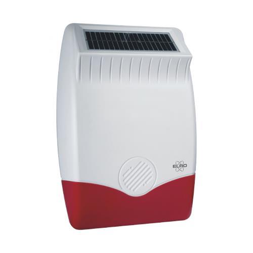 Elro Solar Buitensirene AP55SRB voor ELRO Pro Alarmsysteem (1)