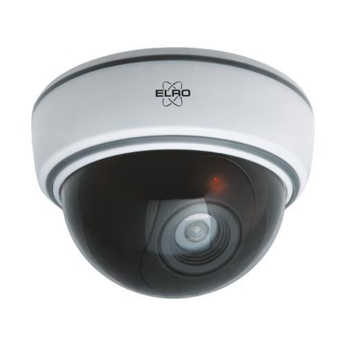 Elro ELRO CDD15F Indoor Dummy Dome Camera met Flash Light  (1)