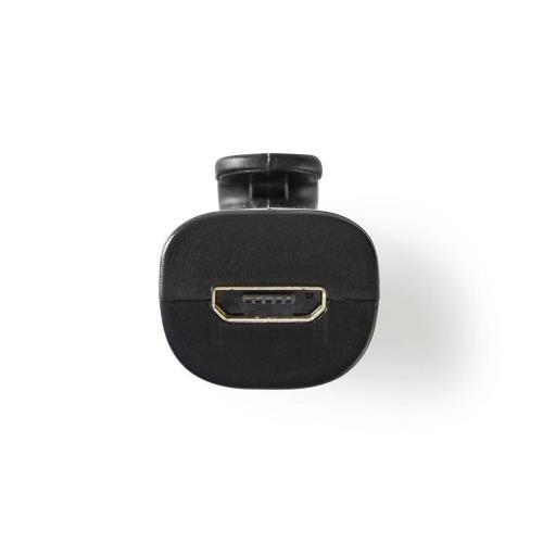 Nedis BTMA110BK Bluetooth® Multi-Adapter | Hands-Free Bellen | Tot 4 Uur Speeltijd