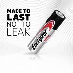 Energizer 53542655705 Alkaline Batterij AA 1.5 V Max 4-Blister