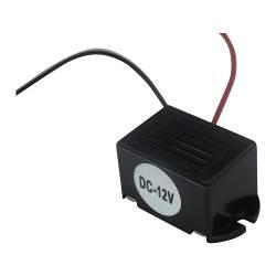 RND Components RND 430-00002 Electromagnetic Buzzer Continuous 90dB 500Hz 16VDC