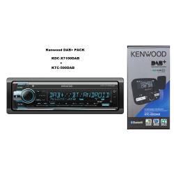 Kenwood Dab+ pack kenwood Kenwood dab+ pack kenwood (1)