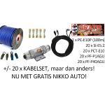 Necom Kabelpakket + auto Necom kabelpakket + auto (1)
