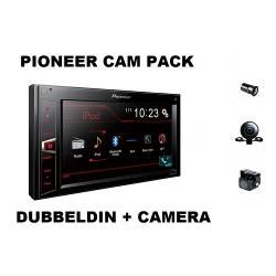 Pioneer Mvh-av290bt camera pack Pioneer mvh-av290bt camera pack (1)