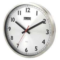 Balance 506575 Balance   Wall Clock   30 cm   Analogue   Aluminum
