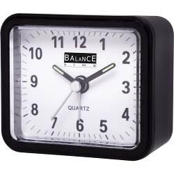 Balance 132879 Balance | Alarm Clock | Analogue | Black
