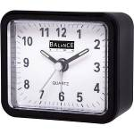 Balance 132879 Balance | Alarm Clock | Analogue | Black