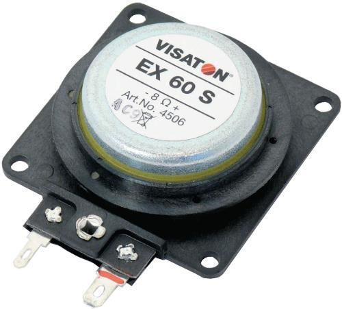 Visaton 4506 Electro dynamische exciter 25 W