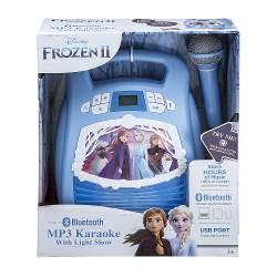 Frozen ii Karaokeset met licht show fr-553 Frozen ii karaokeset met licht show fr-553 (1)