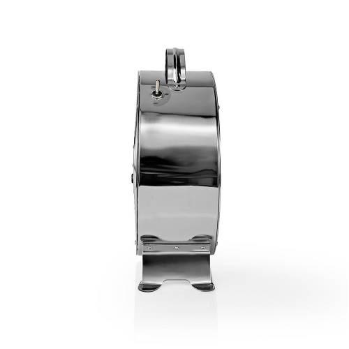 Nedis FNCL10CR20 Retro Bureauventilator   Diameter 25 cm   2 Snelheden  Chroom