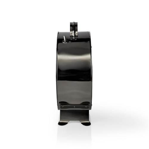 Nedis FNCL10GM20 Retro Bureauventilator | Diameter 25 cm | 2 Snelheden| Gun Metal